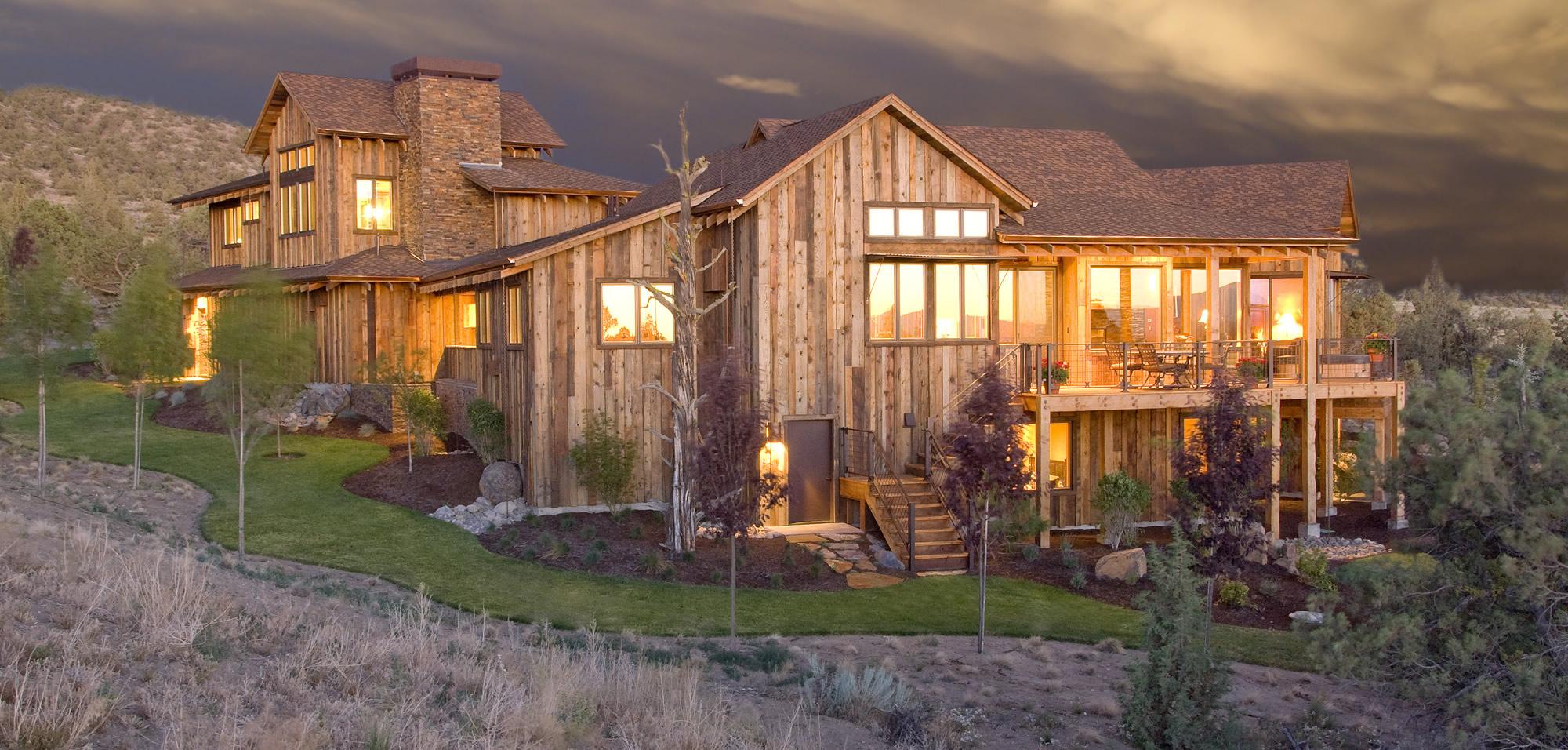 Central oregon home designers